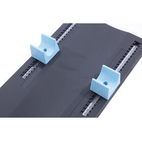Tacx Black Track blå/sort